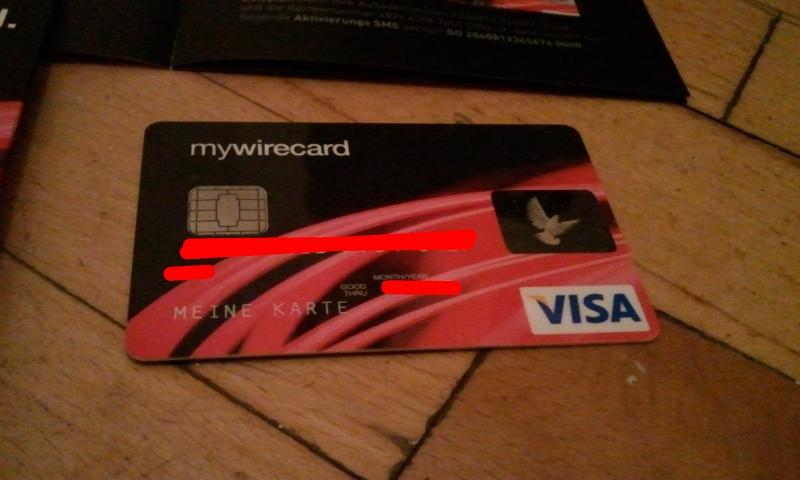 Www Mywirecard Com