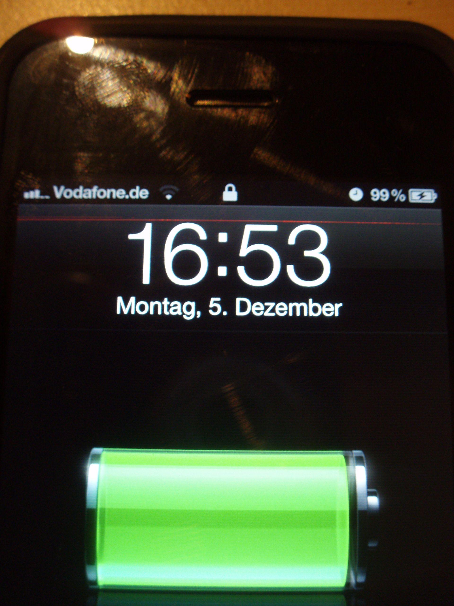 display defekt iphone. Black Bedroom Furniture Sets. Home Design Ideas