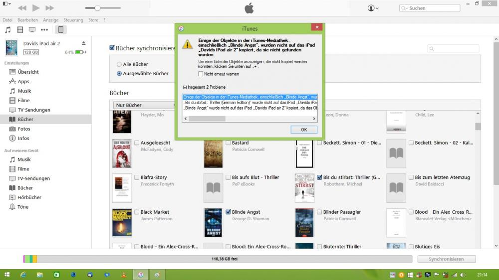 how to add ebooks to ipad with itunes