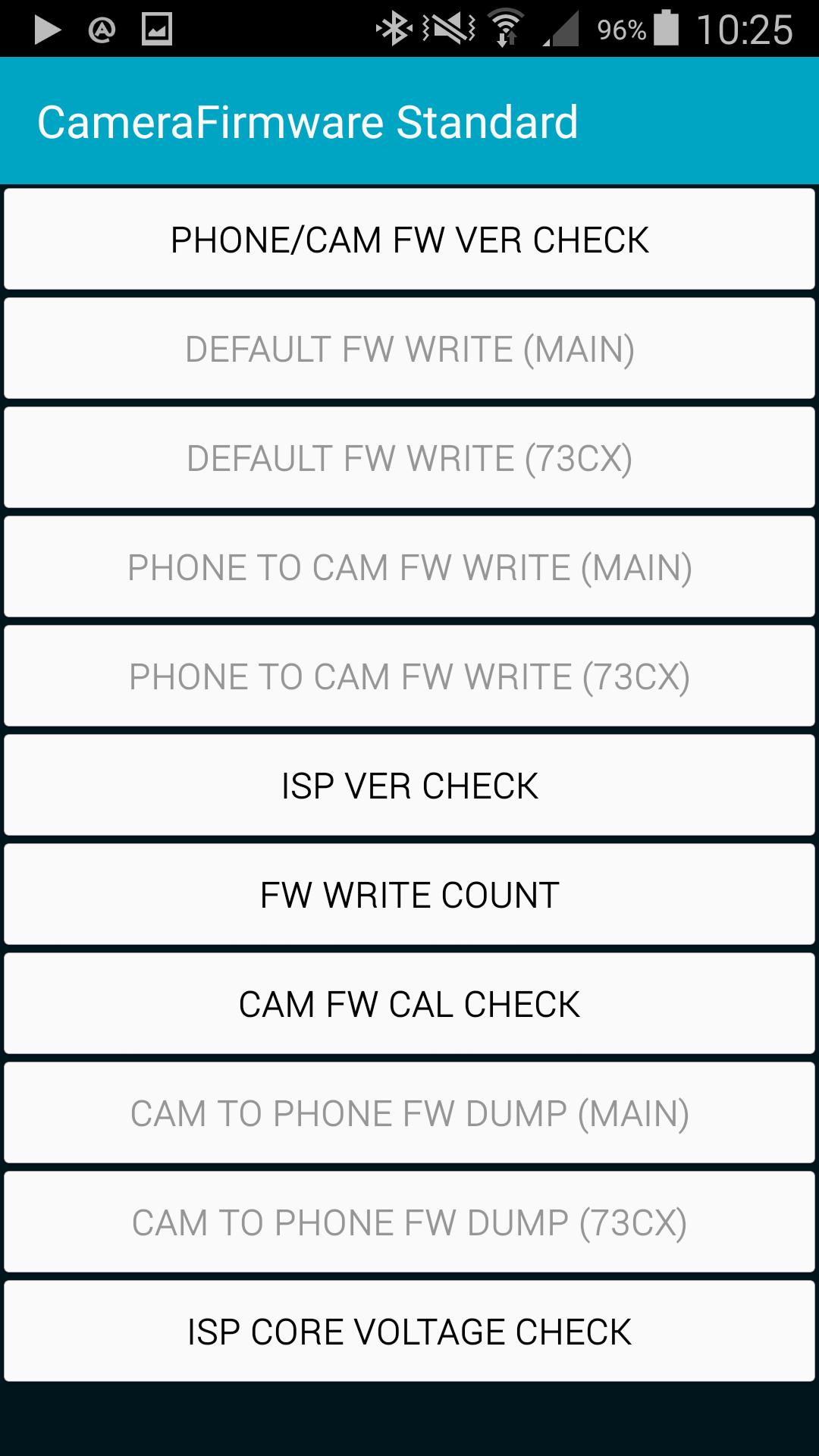 Berühmt Samsung [Secret Code][Geheime Codes][USSD Codes] - Samsung DO97