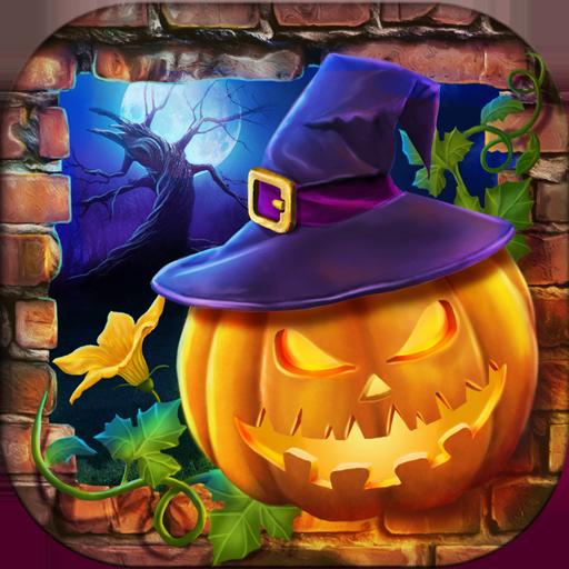Atemberaubend Halloween Wimmelbildspiel - KOSTENLOS und GANZ NEU! - Android &FO_01