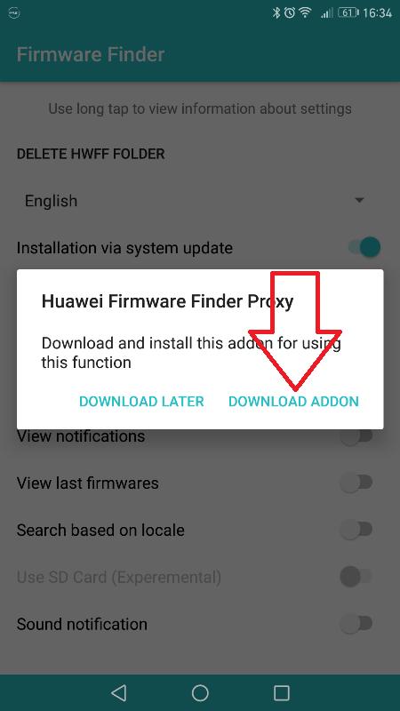 Flashen von Firmwares - Up & Downgrade - Bootloader bleibt