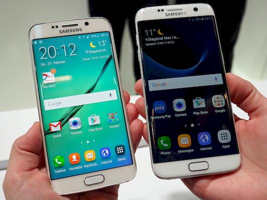 Anleitung] Galaxy S7 / S7 Edge Neuinstallation ODIN Android